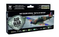 "VALLEJO RAF Colors Special ""Battle of Britain""#71144"