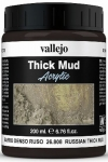 VALLEJO THICK MUD (RUSSIAN THICK MUD) #26.808