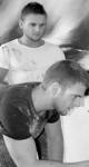 Chris and Steve Rocks - Bailey Arts