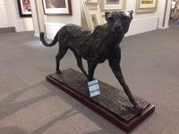 Allen Hallett - Father (Cheetah) - Sculpture