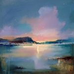 Anna Gammans - Sunset Blush IV Original