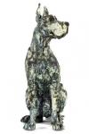 April Shepherd - On Guard - Sculpture