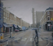 Crossing Golborne Road - Georgia Peskett