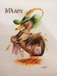 David Finney - Ma-Llady - Framed Limited Edition