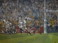 Deliverance Countersigned by Jonny Wilkinson by Sherree Valentine Daines - Limited Edition