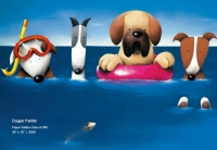 Doggie Paddle - Doug Hyde - Limited Edition