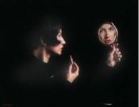 Douglas Hofmann - Girl in the Mirror - WAS £175, NOW £149 (Mount Only)