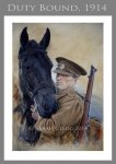 Duty Bound - Sarah Clegg *SOLD*