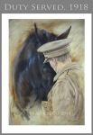 Duty Served - Sarah Clegg *SOLD*