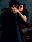Fabian Perez - The Embrace III - Framed *SOLD*