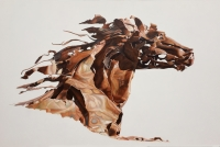 Free Spirit - Keith Fearon WAS £695, NOW £250 (Framed)