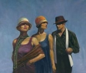Hamish Blakely - The Optimists - Limited Edition (Mount Only) WAS £294, NOW £159