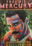 James Blinkhorn - Freddie Mercury - Limited Edition