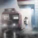 Last Bus, First Embrace - Tim Shorten *SOLD*
