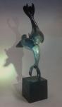 Nicholas Pain - Seals - Sculpture