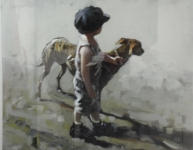 Paws For Thought - Keith Proctor WAS £295, NOW £250