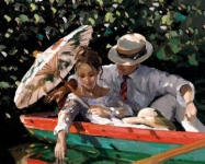Romance on the River - Sherree Valentine Daines