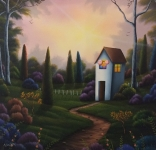 Scott Bateman - Home Sweet Home - Original