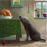 Stephen Hanson - Sunday Roast - Framed Limited Edition Print