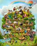 The Life Tree - Lisa Beta - Canvas