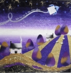 The Stars Above - Sarah Ewing SOLD