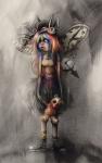Time Flies - Craig Everett - Canvas