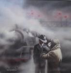 Until the Next Time - Tim Shorten - Framed Original *SOLD*