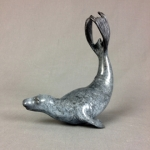 Nicholas Pain - Little Grey Seal - Sculpture