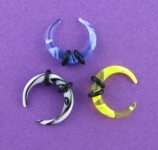 4mm Horseshoe acrylic taper
