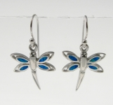 BFOE25 Dragonfly earrings