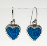 BFOE26 Heart earrings