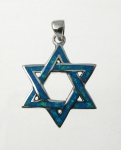 BFOP25 Star of david pendant