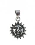 CM31 Sun Face Charm