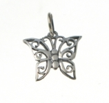 CM7 Butterfly Charm