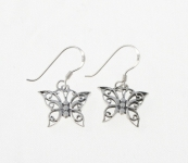 E1 Butterfly Earrings