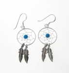 E103t Dreamcatcher earrings