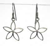 E157 Flower Earrings