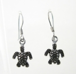 E16 Turtle earrings