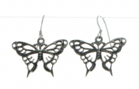 E2 Butterfly earrings