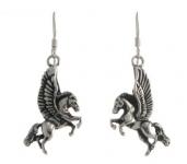 E20  Pegasus earings 24x15