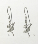 WE27 Ballerina earrings