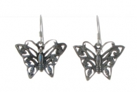 E3 Butterfly earrings