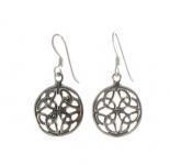 E74 Celtic Earrings 16x16