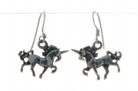 E9 Unicorn earrings
