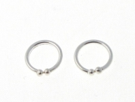 H59- 5 pairs Ear cuff/ false nose ring