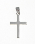 P1 Silver Cross Pendant
