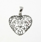 P10 Filigree Heart