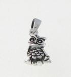 P108 owl pendant