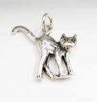 P119a Cat pendant