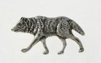 P120 Wolf pendant